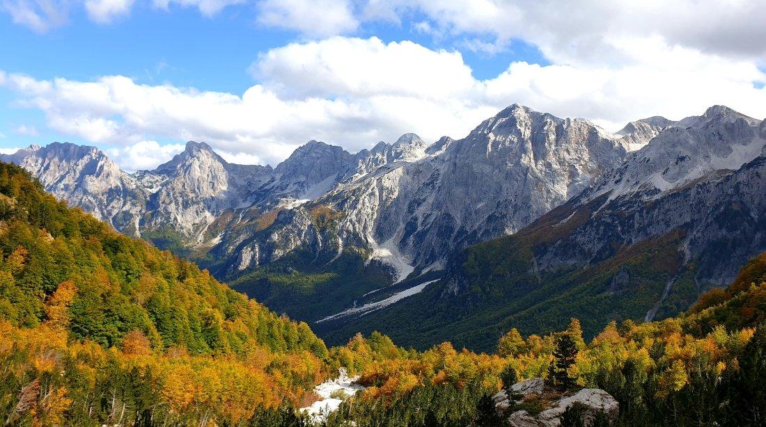 Albanian Alps, Albania