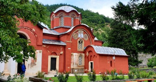 heritage sights in Kosovo