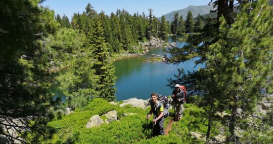 Peaks Of The Balkans - Trek Balkan - Hrid Lake