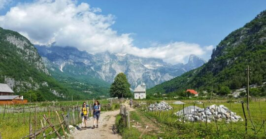 Peaks Of The Balkans - Trek Balkan - Theth