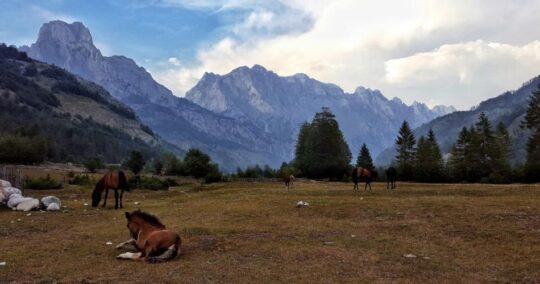 Albanian Alps - Valbone