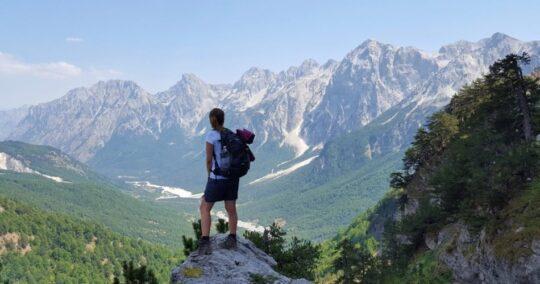 Peaks Of The Balkans - Trek Balkan - Valbona Pass