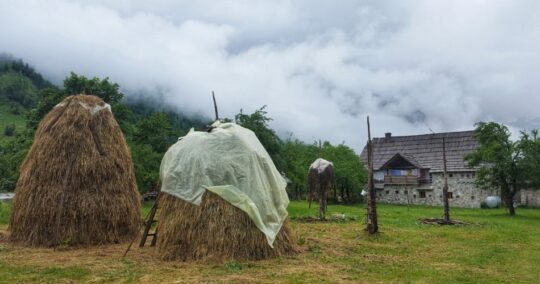 Peaks Of The Balkans - Trek Balkan - valbona valley