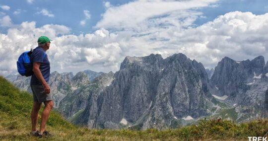 Peaks Of The Balkans - Trek Balkan - Trek