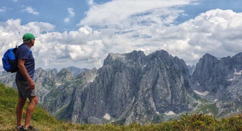 Peaks of the balkans trek 2021