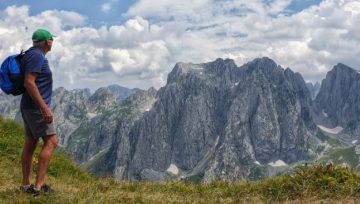 Experience PEAKS OF THE BALKANS TREK