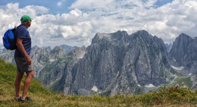 Peaks of the Balkans trek