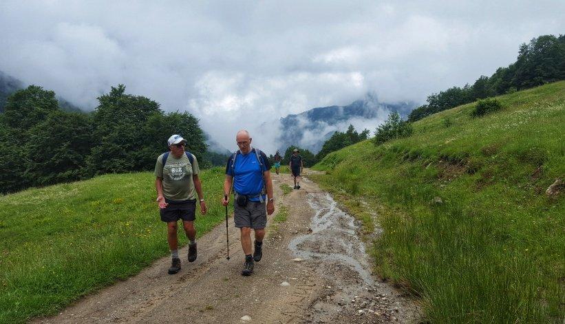 Hiking in Albania 2021