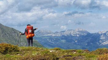 Peaks of the Balkans auf eigene faust