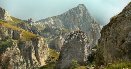 Mount Korab Scardus Trail