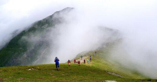 Sharri Mountains Scardus Trail