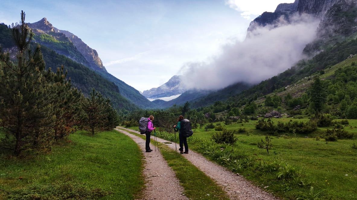 peaks of the balkans 5 days trip